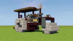 Steamroller Minecraft Map & Project