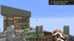 how to make advancement do any command action in minecraft 1.13.1 version Minecraft Blog Post