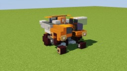Pellenc Grape Harvester Minecraft Map & Project