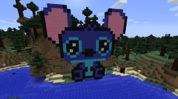 stitch lilo and stitch Minecraft Map & Project
