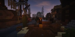 Pirate / Ship themed Survival HUB / Spawn Minecraft Map & Project