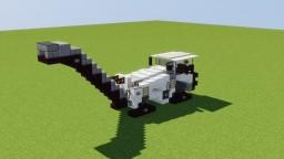 Pavement Milling Machine Minecraft