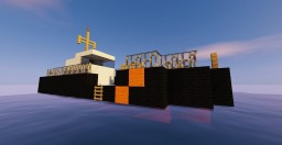 Coast guard ship 2 Minecraft Map & Project