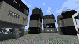 Ready Player One ( Minigames & More! ) Minecraft Map & Project