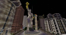Statue of Freehaven Minecraft Map & Project