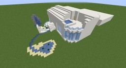 Hero mansion Minecraft