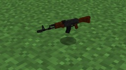 AK-74 1.13 Minecraft Texture Pack