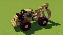 Tigercat Skidder Minecraft Map & Project