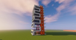 Modern Office Building Minecraft