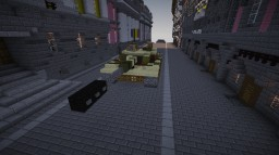 1934 M1 - Royal Army Main Battle Tank Minecraft Map & Project