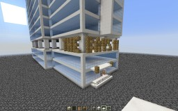 The Bays 11 Minecraft Map & Project