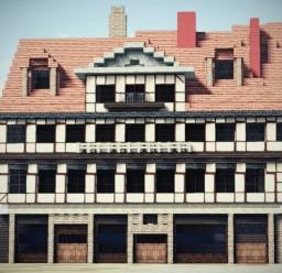 Hagenmarkt 7, Braunschweig, Germany Minecraft Map & Project