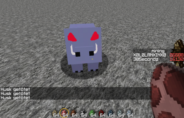 Pig as Boar from Level 1