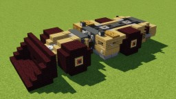 Mining Loader Minecraft Map & Project