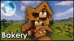 Medieval Bakery With Tutorial Minecraft Map & Project