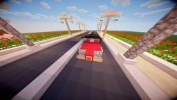 Ferrari Minecraft Map & Project