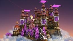 New lobby of Fantasy Minecraft