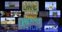 DiveIntoYourDreams [Parkour with some fancies] Minecraft Map & Project