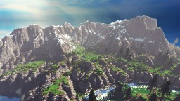 Huge RPG Map [10000x8000] - Downloadable Minecraft Map & Project