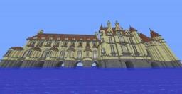 Chateau de Chenonceau Minecraft