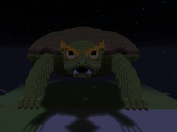 Lion Turtle from Avatar Minecraft Map & Project