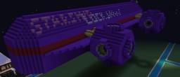 Starship Lockjaw Minecraft Map & Project
