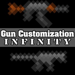 Gun Customization: Infinity Minecraft Mod
