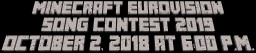 Minecraft Eurovision Song Contest 2019 Minecraft Map & Project
