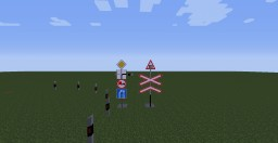 Russian Road Pack Minecraft Mod