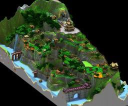 Cima Asiatica Minecraft Map & Project