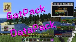 GatPack DataPack Minecraft Map & Project