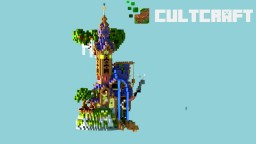 Steampunk / Fantasy House ... - Jessx3/Isi02 Minecraft Map & Project