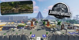 Jurassic World Map (New) Minecraft