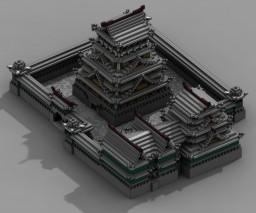 Estructuras asiaticas Minecraft Map & Project