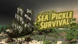 SEA PICKLE SURVIVAL Minecraft Server