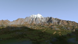 Zurich Valley Minecraft Map & Project