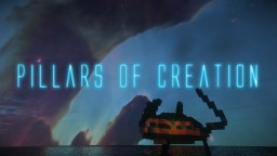 "PILLARS OF CREATION - ""Night & Day"" Sky Texture Pack! Minecraft Texture Pack"