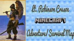 Lt. Robinson Crusoe Nemaiso Island - Survival/Adventure Island! 1.13.1 Minecraft Map & Project