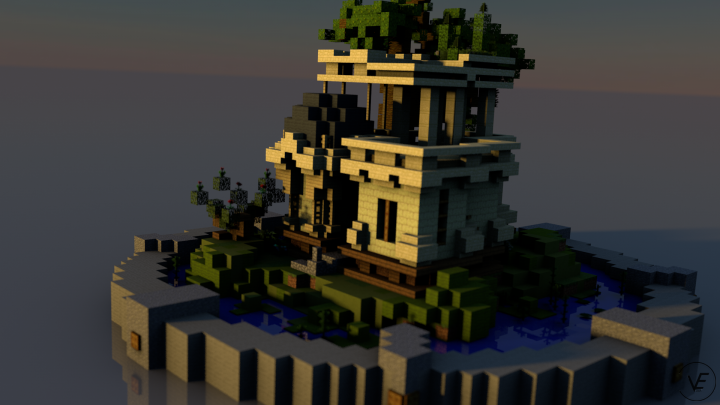 Popular Server Project : Sand Mansion