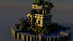 Sand Mansion Minecraft Map & Project