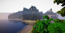 [2kx2k] Survival Island V1.0 Minecraft Map & Project