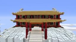 The chinese mythology mashup pack mc java edition Minecraft Texture Pack