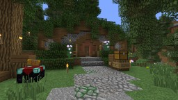1.12 Just Vanilla Builds Minecraft Map & Project