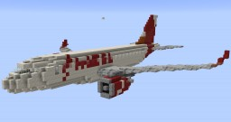 F'n'A Gaming Airbus A319neo Avianca Minecraft Map & Project
