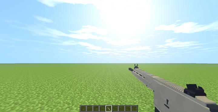 HK 416 standard view