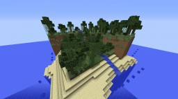The castaway Minecraft Map & Project