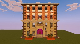 WRECK-IT RALPH – HOUSE Minecraft Map & Project