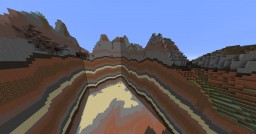 GEOMINECRAFT: A Realistic Geology Survival Adventure Map by Dyaris Minecraft