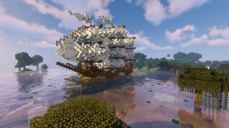Merchant Ship Minecraft Map & Project