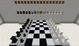 3D Chess Sets by Sibsib92 Minecraft